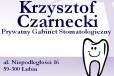 Czarnecki Krzysztof Prywatny Gabinet Stomatologiczny