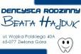 Beata Hajduk Dentysta Rodzinny